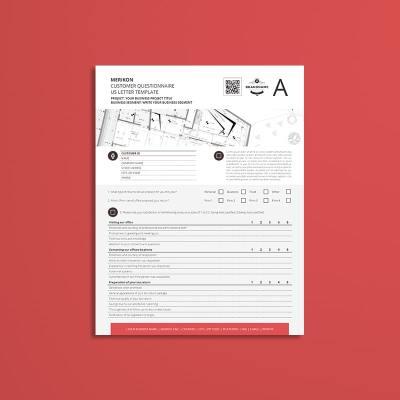 Merikon Customer Questionnaire US Letter Template