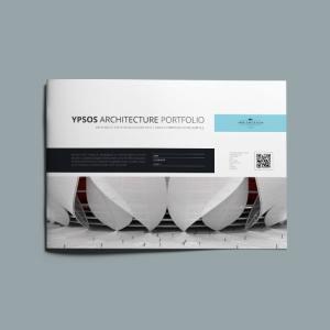 Ypsos Architecture Portfolio A4 Landscape