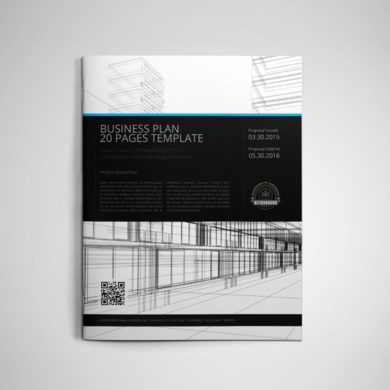 20 Pages Business Plan Template US Letter – kfea 4-min