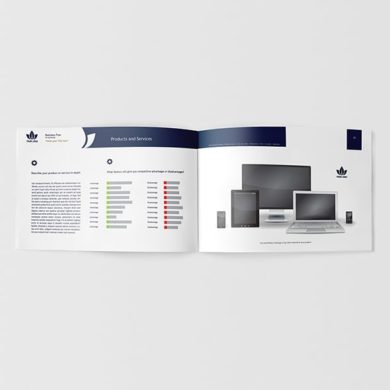 Business Plan for Startups Template – kfea 12-min