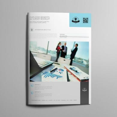 Employee Benefits A4 Survey Booklet – kfea 1-min