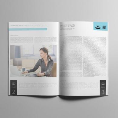 Employee Benefits A4 Survey Booklet – kfea 3-min