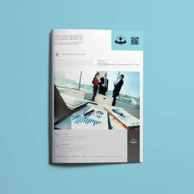 Employee Benefits A4 Survey Booklet