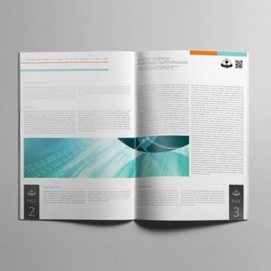 Startup Business A4 Booklet Questionnaire – kfea 4-min