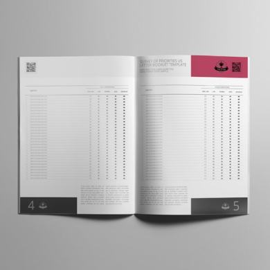 Survey of Priorities US Letter Booklet Template – kfea 4-min