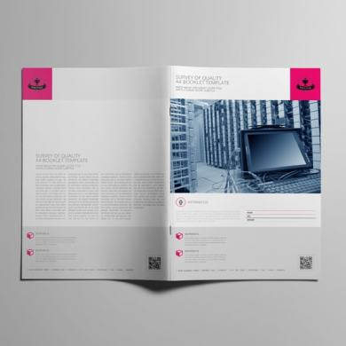 Survey of Quality A4 Booklet Template – kfea 1-min