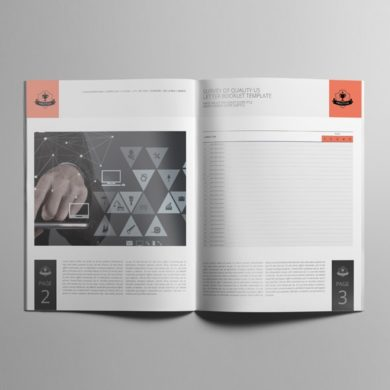 Survey of Quality US Letter Booklet Template – kfea 3-min