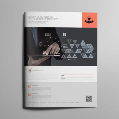 Survey of Quality US Letter Booklet Template – kfea 4-min