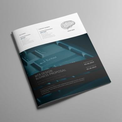 Web Design Proposal Template – US Letter – kfea 3-min