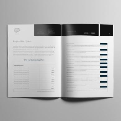 Web Design Proposal Template – US Letter – kfea 4-min