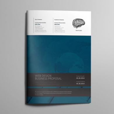 Web Design Proposal Template – kfea 2-min