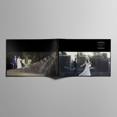Wedding Photo Album Template D – kfea 2-min