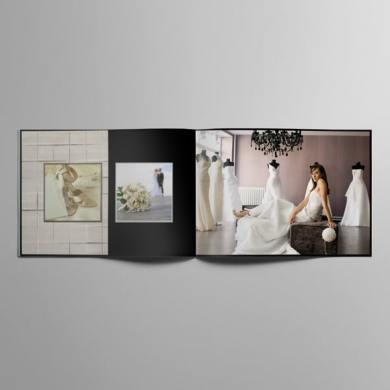 Wedding Photo Album Template D – kfea 5-min