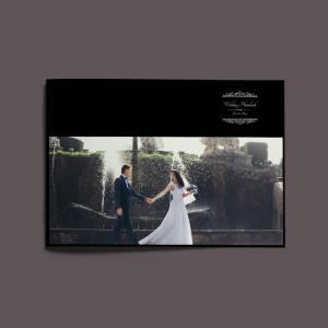 Wedding Photo Album Template D