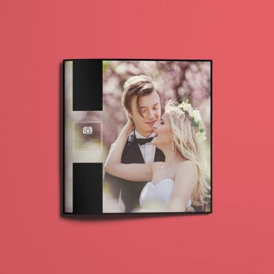 Wedding Photo Album Template E
