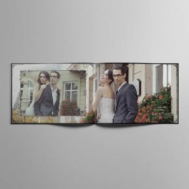 Wedding Photobook Template A – kfea 2-min