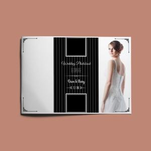 Wedding Photobook Template B