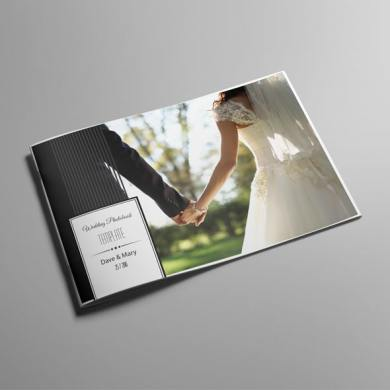 Wedding Photobook Template C – kfea 5-min