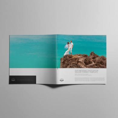 Wedding Photobook Template D – kfea 3-min