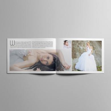 Wedding Photobook Template E – kfea 4-min