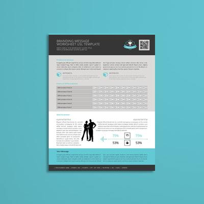 Branding Message Worksheet USL Template