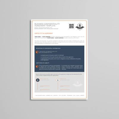 Business Confidentiality Agreement Template