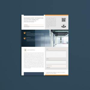 Business Cost Estimation USL Template