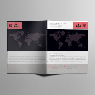 Business Model US Letter Booklet Template – kfea 3-min
