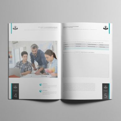 Client Satisfaction Questionnaire A4 Booklet Template – kfea 2-min