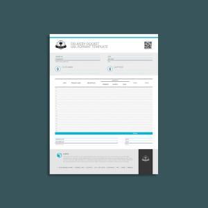 Delivery Docket USL Format Template