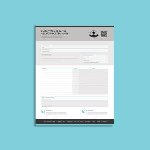 Employee Appraisal USL Format Template