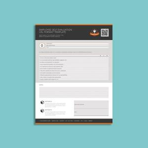 Employee Self Evaluation USL Format Template