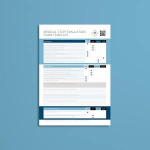 Medical Staff Evaluation Form Template