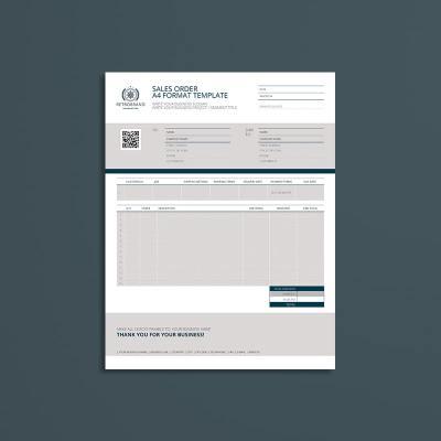 Sales Order USL Format Template