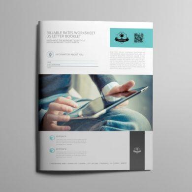 Billable Rates Worksheet US Letter Booklet – kfea 4-min