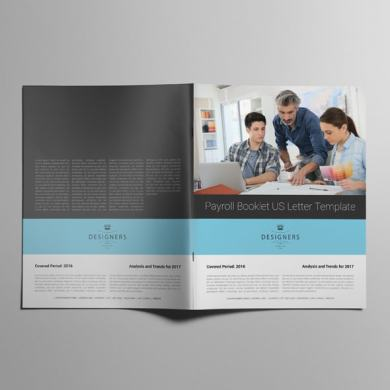 Payroll Booklet US Letter Template – kfea 2-min