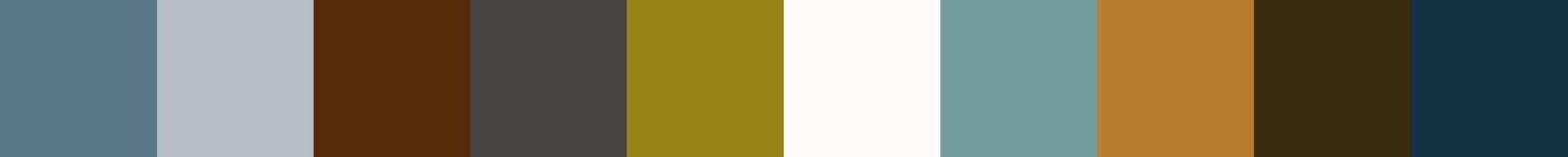 128 Vebula Color Palette