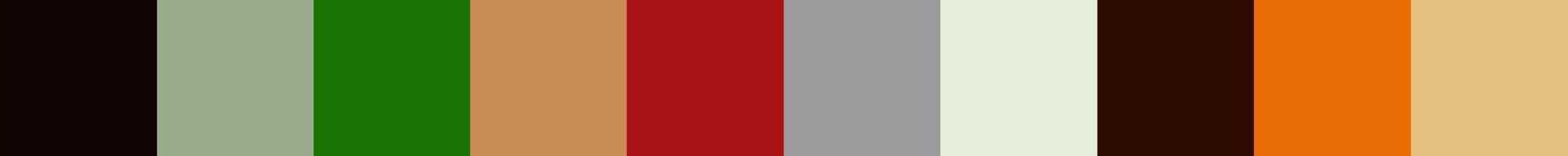 143 Hadiria Color Palette