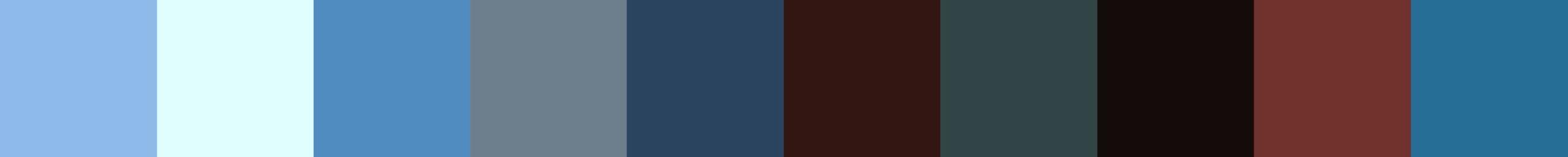 150 Agoena Color Palette