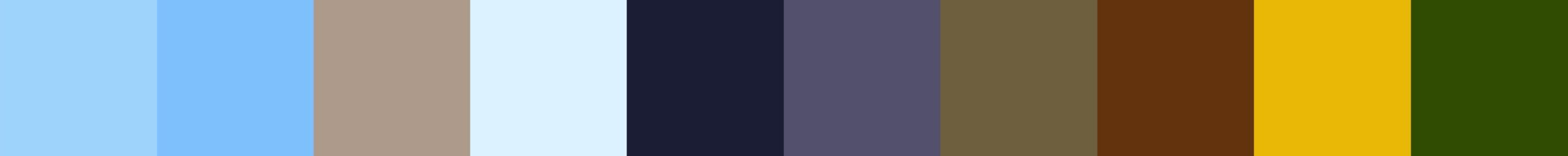 153 Moliawa Color Palette