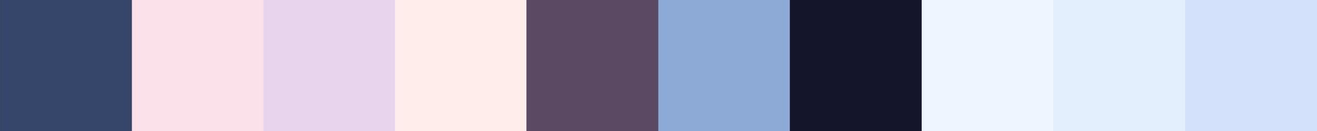 174 Parawoo Color Palette