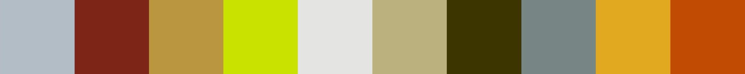 187 Cecialapa Color Palette