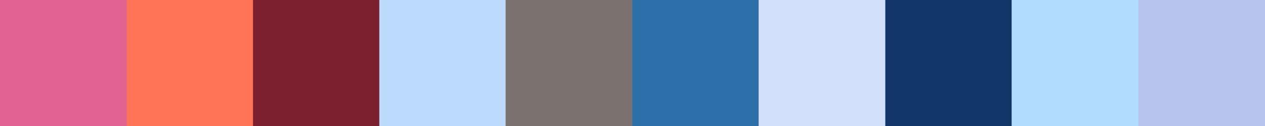 193 Koldema Color Palette