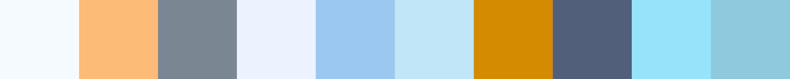 198 Soavala Color Palette