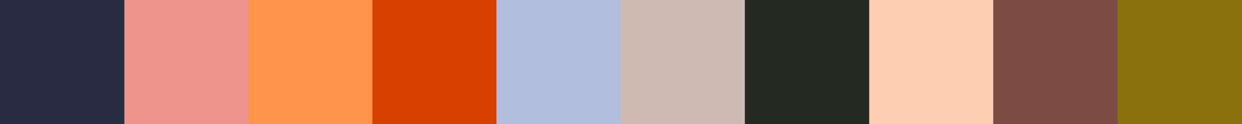 211 Egramia Color Palette