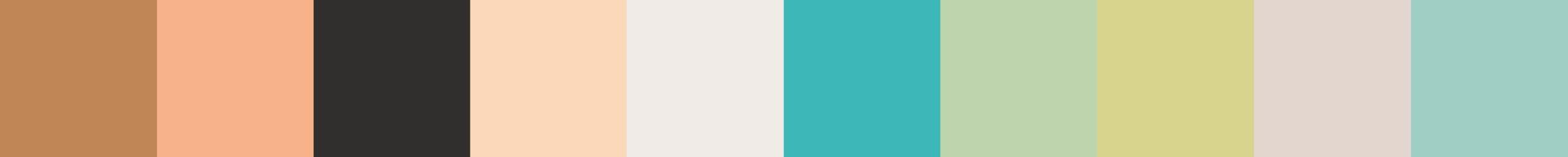 221 Katiana Color Palette