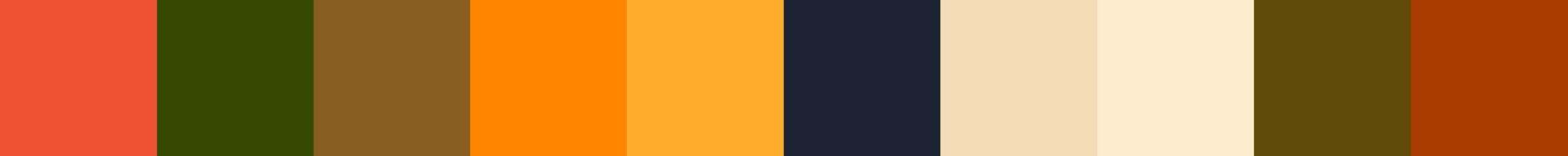 222 Rimozela Color Palette