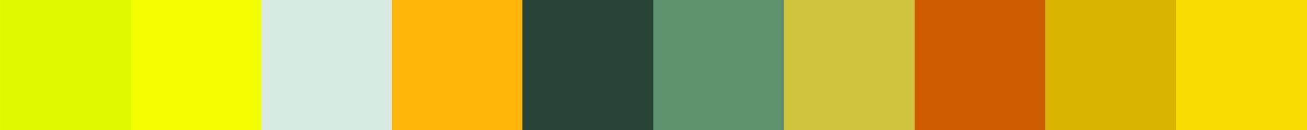 230 Ambelia Color Palette