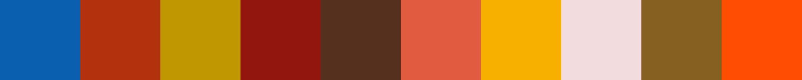 233 Salazoo Color Palette