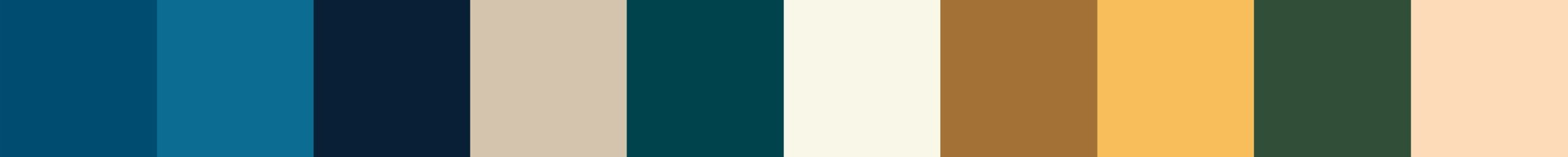 237 Fariaxia Color Palette